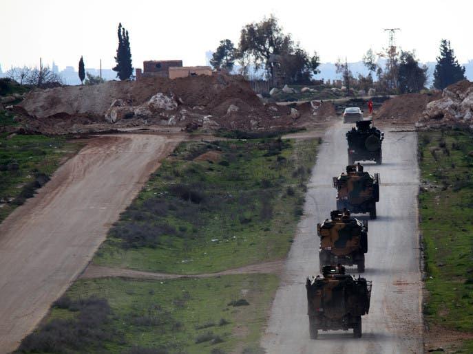 إنشاء 3 نقاط عسكرية تركية جديدة بريف جسر الشغور في إدلب
