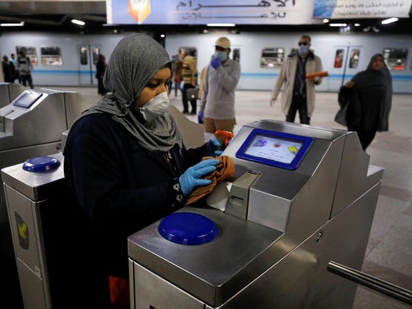 مصر تسجل 4 وفيات جديدة و33 إصابة بفيروس كورونا