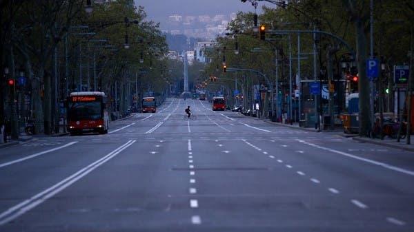 كورونا يحصد أكثر من 2000 شخص في إسبانيا