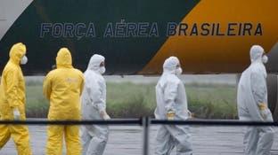 البرازيل.. حصيلة وفيات كوروناتتخطى 31 ألفا