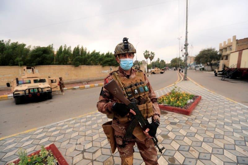 من العراق