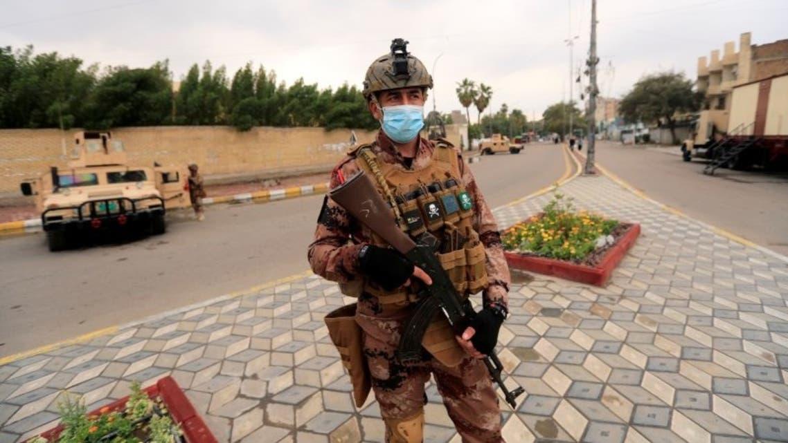 كورونا من العراق