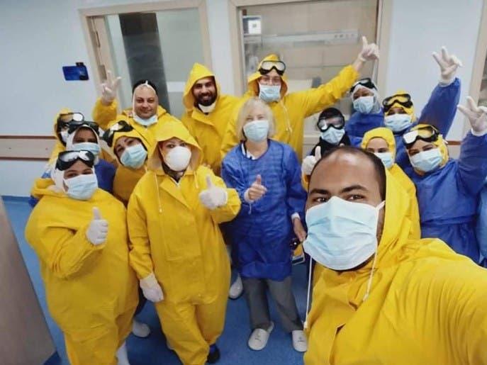"""بالصور.. """"الحدث.نت"""" ترصد مستشفى مصريا لعزل مصابي كورونا"""