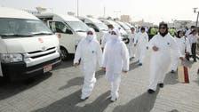 Bahrain confirms third coronavirus death after elderly man returned from Iran