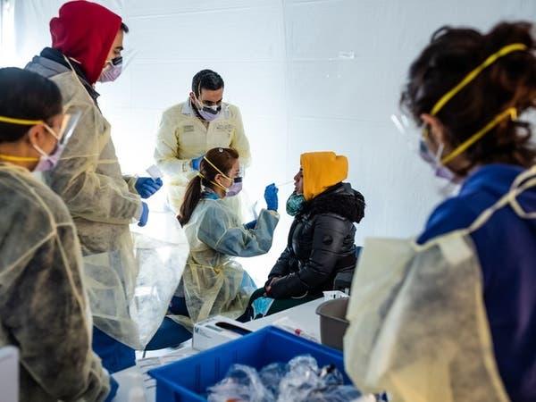 960 وفاة بكورونا في أميركا.. إصابتان بالصين وتصاعد بالبرازيل