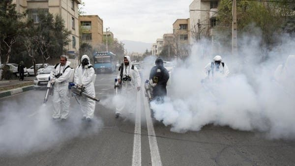 كورونا.. إيران تطرد أطباء بلا حدود لسبب غريب