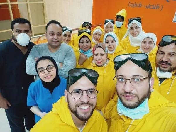 مصر: 402 إصابة بكورونا و20 وفاة