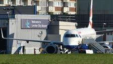 London City Airport suspends flights over coronavirus outbreak
