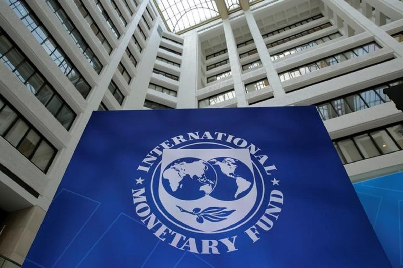 The International Monetary Fund (IMF) headquarters building in Washington, US, April 8, 2019. (Reuters)