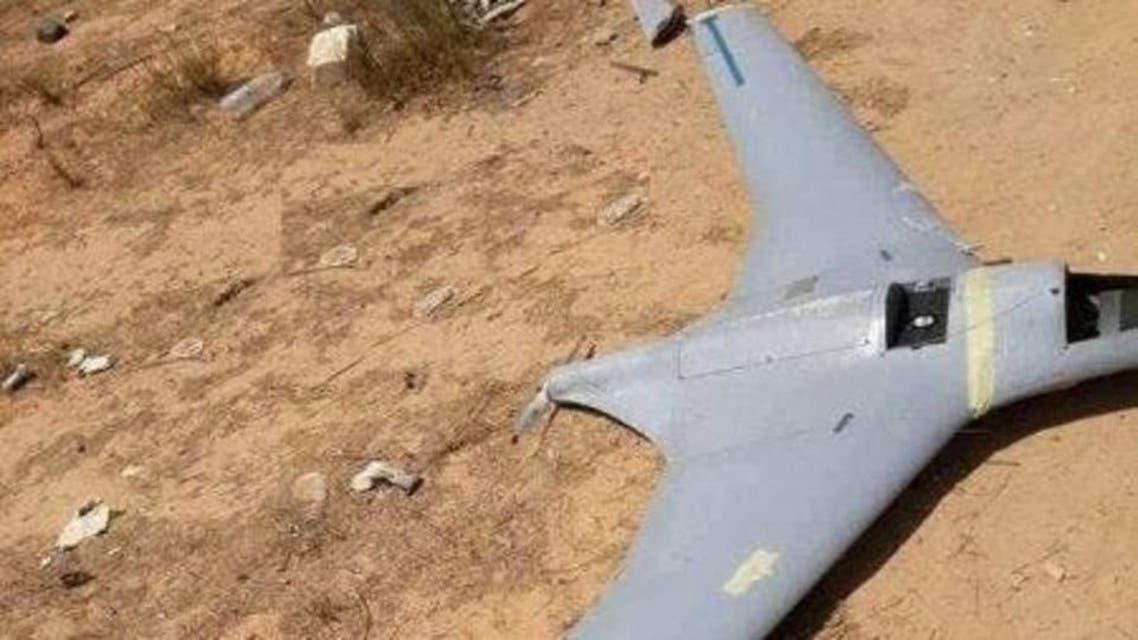 Libiy force hit Turkey Drone