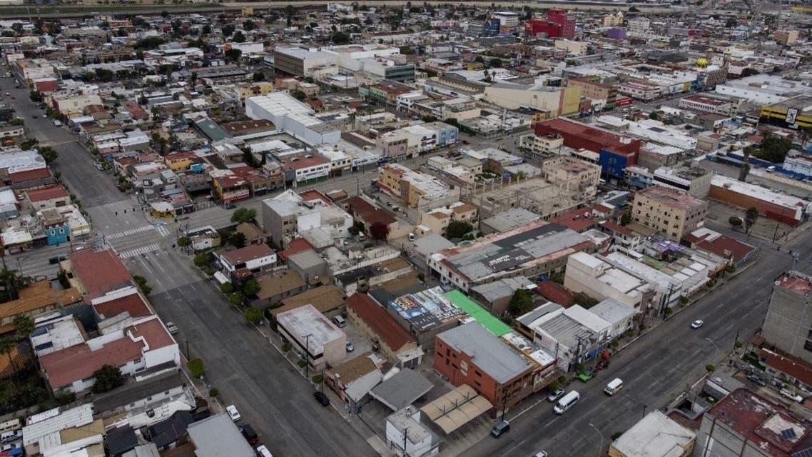 المكسيك - فرانس برس