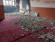 تصویری؛ 25 کشته در حمله مهاجمان انتحاری به عبادتگاه سیکها در کابل افغانستان