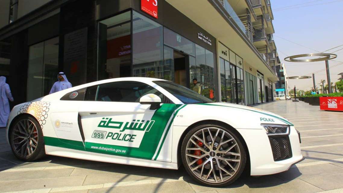 Dubai Police Patrol Car (Dubai Police)