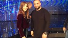قتيل منزل نانسي عجرم.. ابن المحامية مع الفنانة!