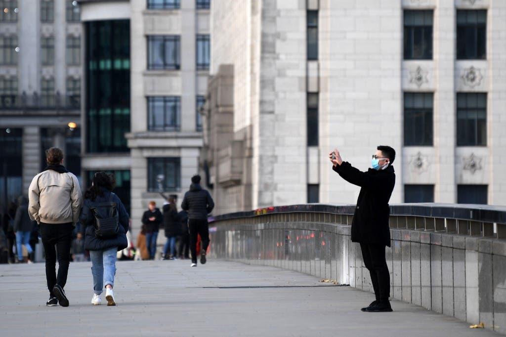 لندن - فرانس برس