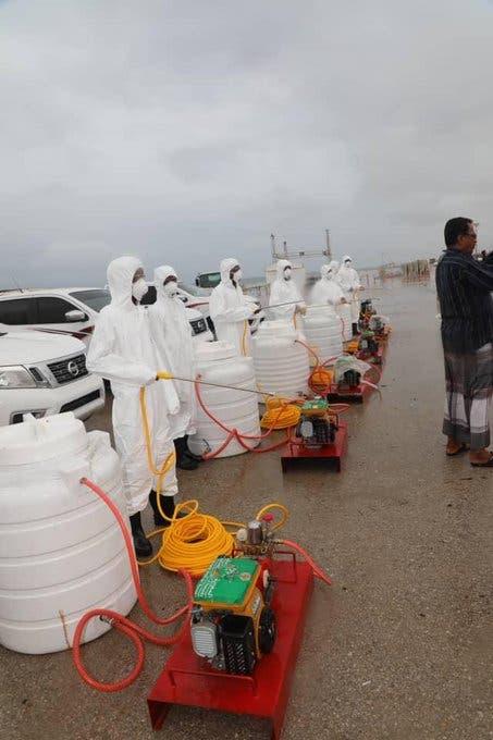 كورونا في اليمن