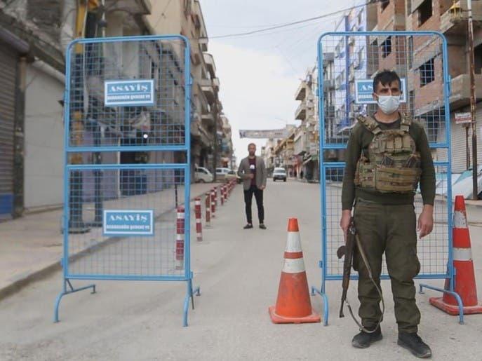 بسبب كورونا.. حظر للتجوال شمال سوريا
