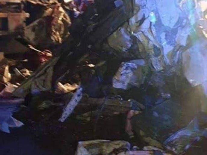 حادث تصادم في الجيزة يخلف 18 قتيلاً