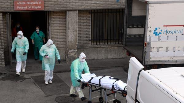 الوباء ينهك إسبانيا.. أسرع تفشٍّ في أوروبا