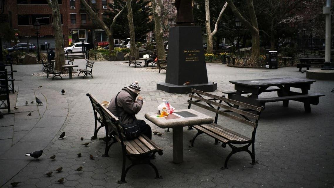 نيويورك - فرانس برس