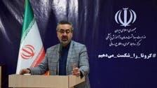 ایرانی وزارت صحت کے ترجمان کی تصویر نے ہنگامہ کھڑا کر دیا