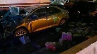 حادث مروع في مصر.. مقتل 18 شخصاً في الجيزة