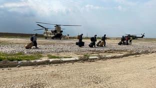 التحالف: ملتزمون بمساعدة العراق لهزيمة داعش