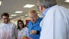 UK pledges extra £251 mln to search for coronavirus vaccine