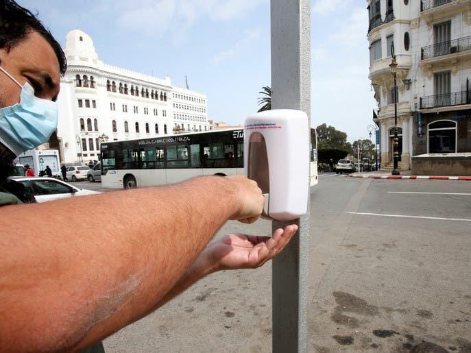 كورونا ينتشر في 36 ولاية جزائرية ويصيب 367 شخصاً