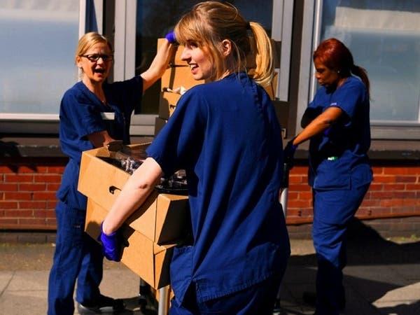 أكثر من 400 ألف بريطاني لبوا نداء التطوع لمكافحة كورونا