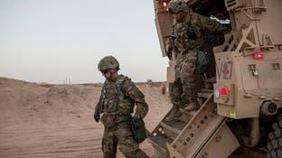 التحالف الدولي يسلم قاعدة القيارة للقوات العراقية