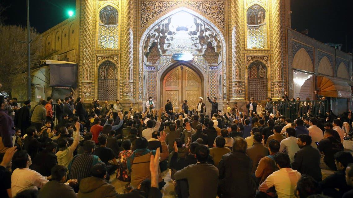 Spread of Cronavirus in Iran is Chinese Students