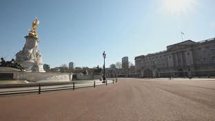 مدن وشوراع بريطانيا تحولت إلى مرتع للأشباح مع سريان إغلاق عام للبلاد لثلاثة أسابيع
