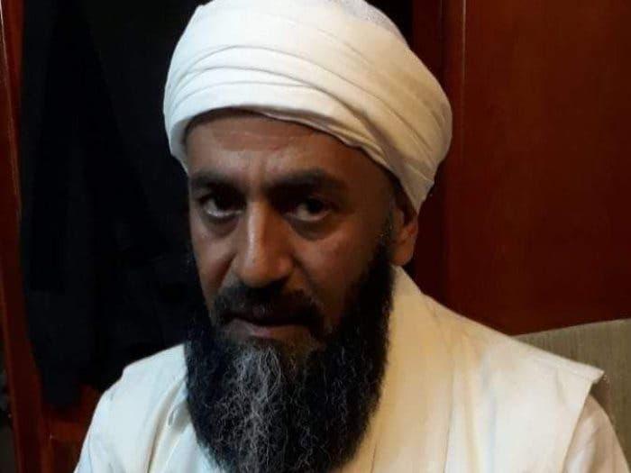 صبري فواز في دور أسامة بن لادن