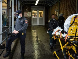 نيويورك.. وفيات كورونا ترتفع وإجمالي الإصابات 59 ألفاً