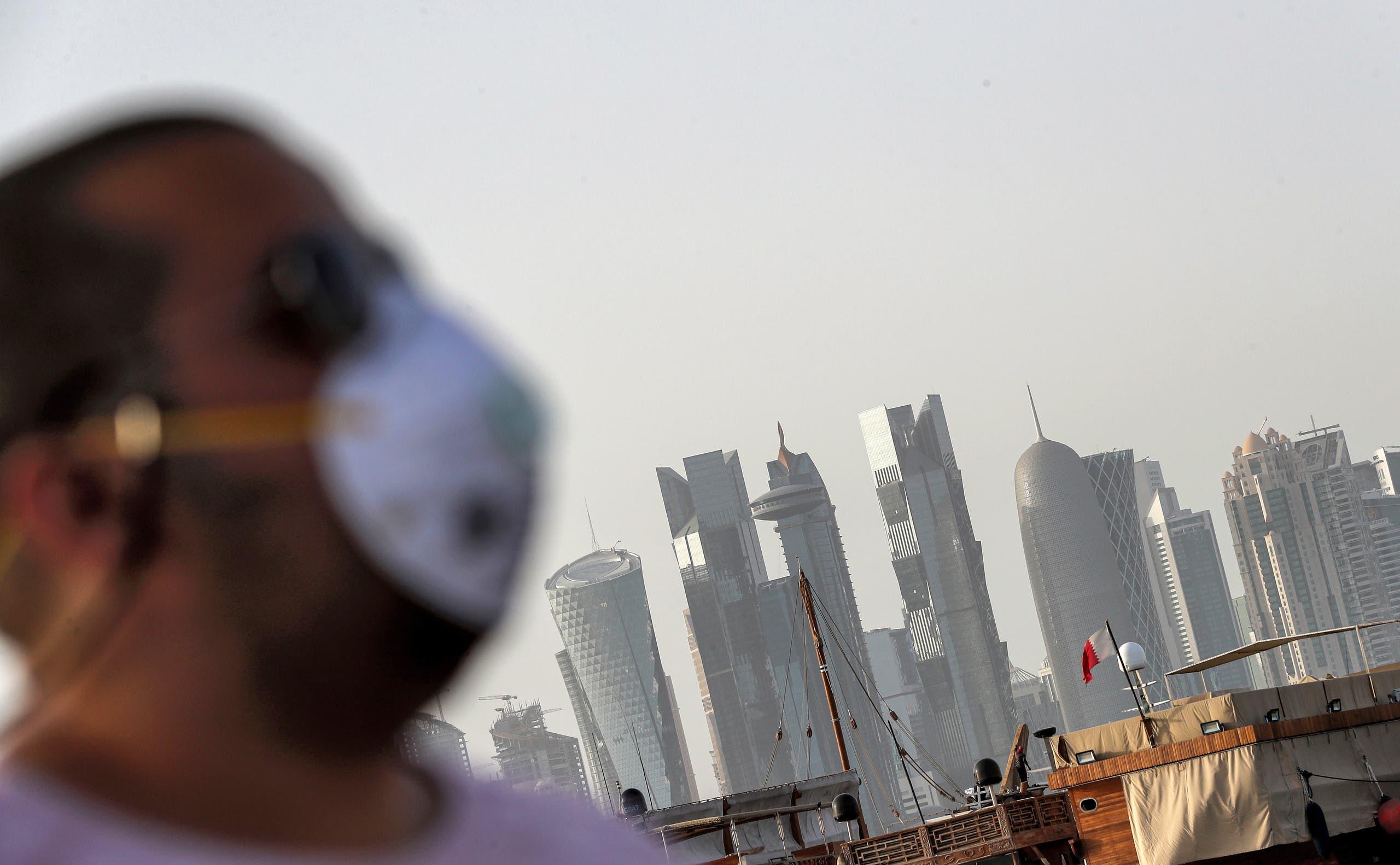 كورونا من قطر