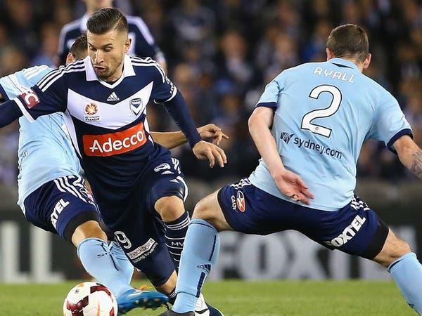 لاعبو الدوري الأسترالي يوافقون على استئناف المسابقة
