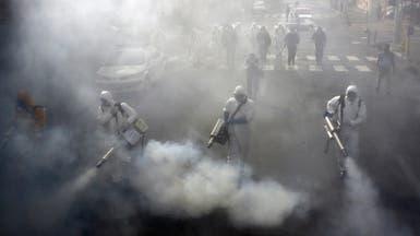 أكثر من 2500 وفاة بكورونا في إيران.. والمصابون 35 ألفاً