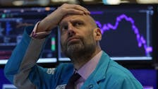 Wall Street tumbles as US virus cases in the US pass 85,000