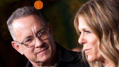 توم هانكس وزوجته ينضمان لقائمة المتعافين من كورونا
