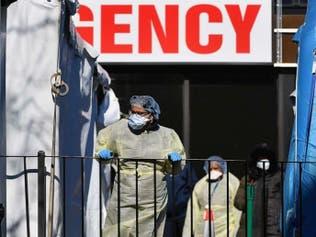 وفيات كورونا في الولايات المتحدة تتجاوز 5 آلاف حالة