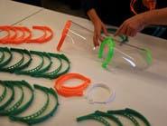 طباعة ثلاثية الأبعاد للمعدات الطبية للوقاية من كورونا