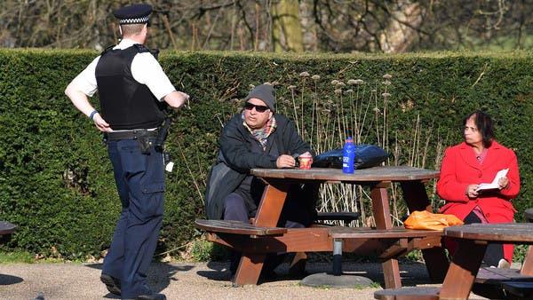بسبب كورونا.. منح صلاحيات إضافية لشرطة لندن لـ6 أشهر