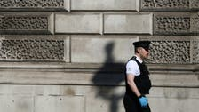 UK police detain man who killed officer in south London