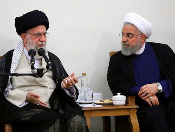 خامنئي ينتقد إدارة روحاني لأزمة كورونا.. وفاة شخص كل 13 دقيقة