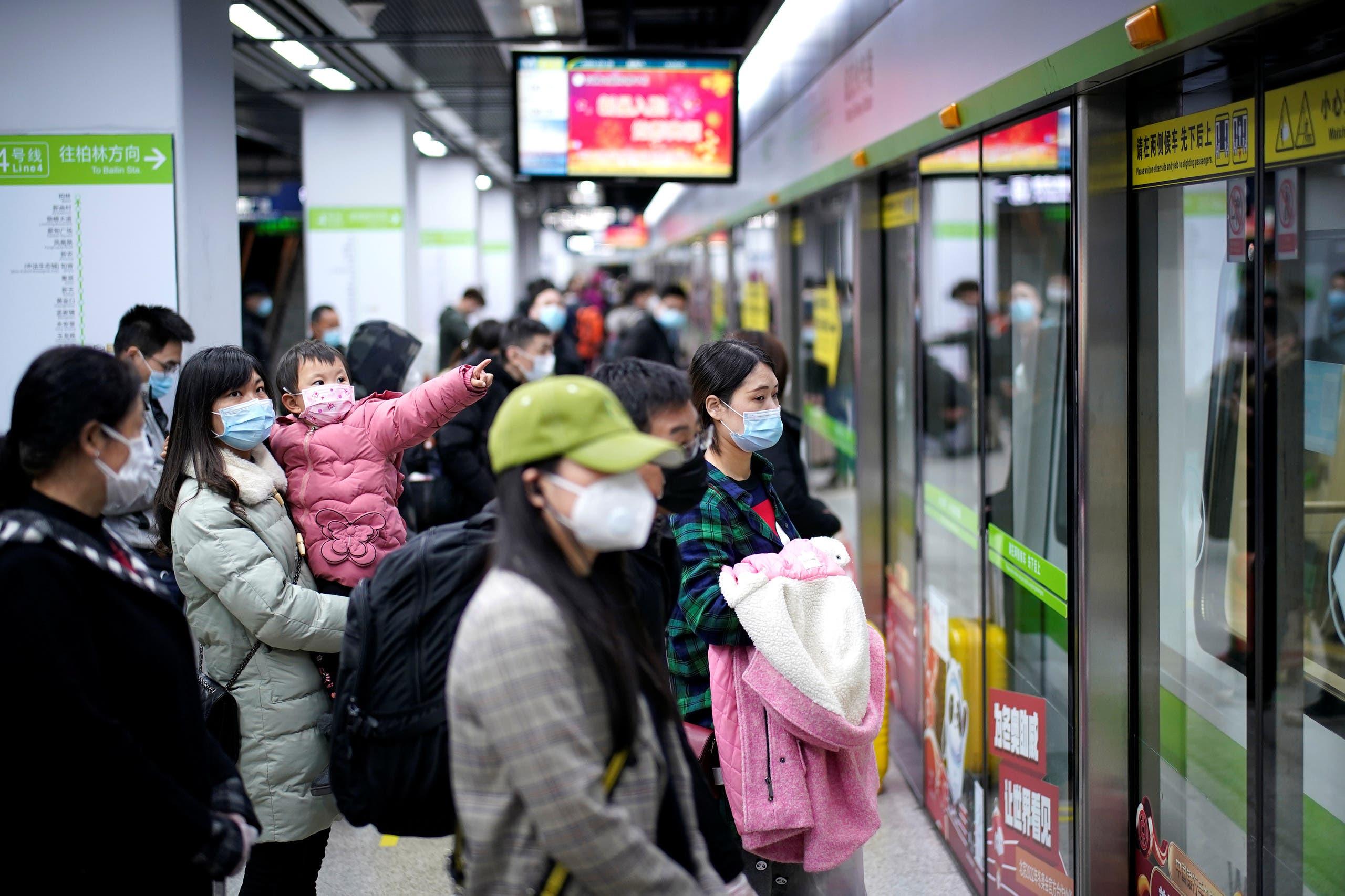 من ووهان - الصين