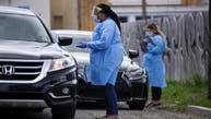 حصيلة إصابات كورونا بالولايات المتحدة تتجاوز 100 ألف