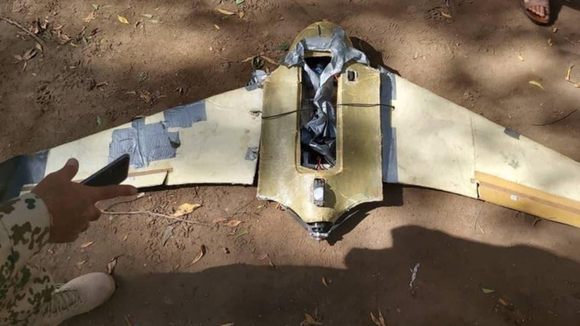 طائرة مسيرة حوثية الدريهمي الحديدة