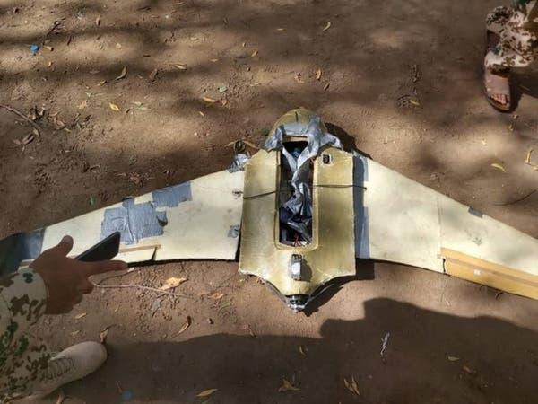 8 طائرات استطلاع حوثية تحلق فوق الحديدة