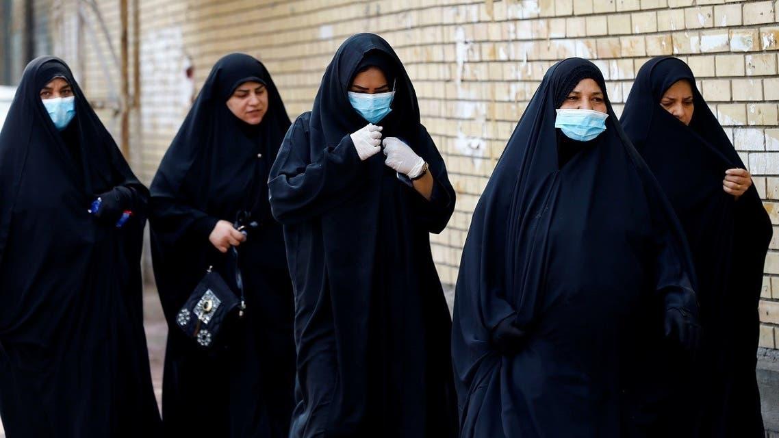 Iraqi Shia pilgrims